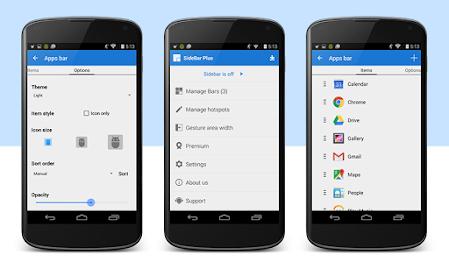 Sidebar Plus (Multi-bars) Screenshot 2
