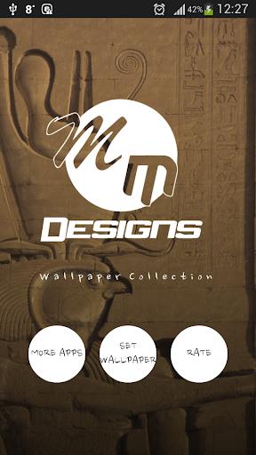 Egiptian Wallpaper Collection