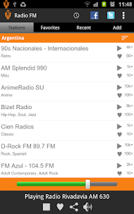 Radio FM - screenshot thumbnail