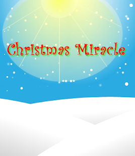 Christmas Miracle- screenshot thumbnail