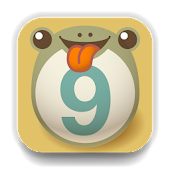 Frog Number Place かえるのナンプレ