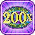 Two Hundred Pay Slots icon