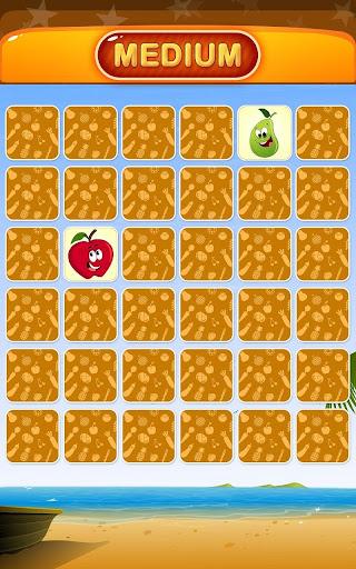 免費紙牌App|Fruits Memory Match Game|阿達玩APP