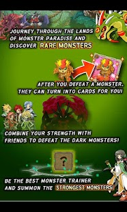 Monster Paradise - Card Battle - screenshot thumbnail