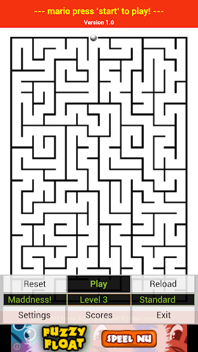 Ball-in-Maze