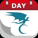 巴哈姆特每日遊戲 logo