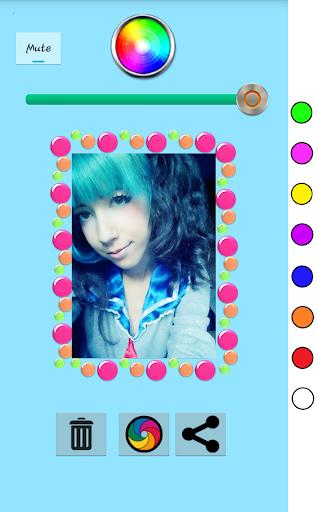 Color Selfie: Galaxy Note Edge