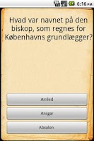 Screenshot of Danske Klassikere