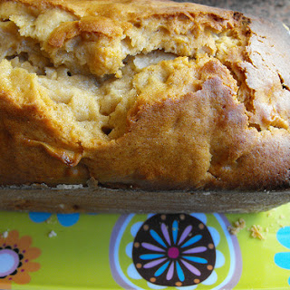 Apple Cake with Cinnamon and Fennel