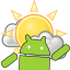 AndWeather icon