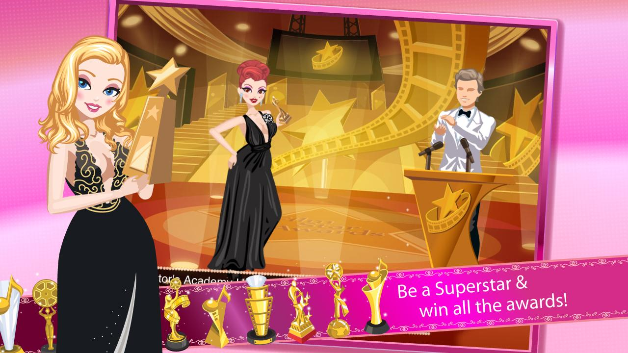 Star Girl: Valentine Hearts - screenshot