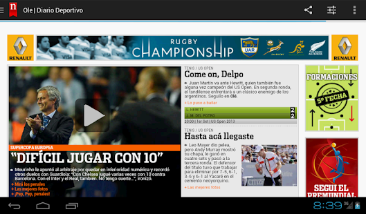 Neonews Argentina - screenshot thumbnail