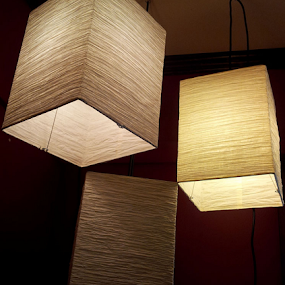 Paper Lanterns by Rich Havas - Artistic Objects Furniture (  )