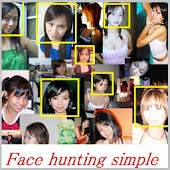 Face hunting simple