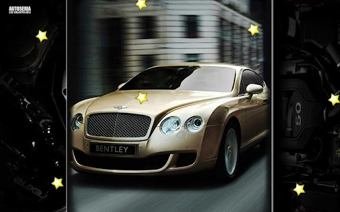 Bentley Models Live Wallpaper - screenshot thumbnail