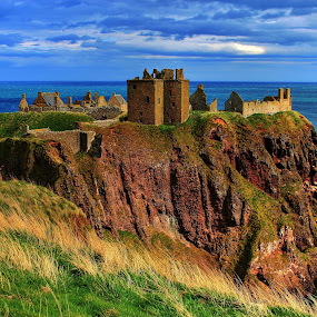 Dunnottar Castle by Jan Helge - Buildings & Architecture Public & Historical ( scotland, dunnottar, castle, aberdeen, stonehaven )