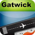 London Gatwick Airport + Radar icon