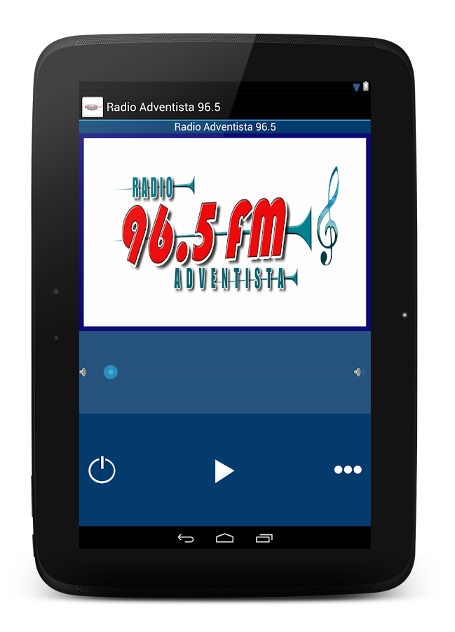 Radio Adventista 96.5 - screenshot