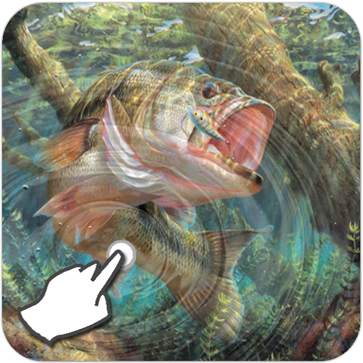 Bass fish live wallpaper mb latest version for for Bass fishing apps