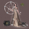 Wiccan Witch Live Wallpaper