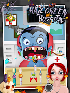 Halloween Hospital - Kids Game v39.3