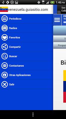 Venezuela Guide Radio n News - screenshot