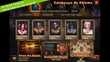 Screenshot of Dragão Glória Elite