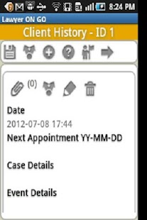 Lawyer ON GO- screenshot thumbnail