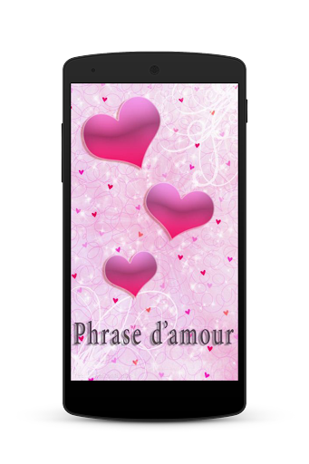 phrase d'amour 2015