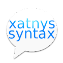 Xatnys – The Word Game logo