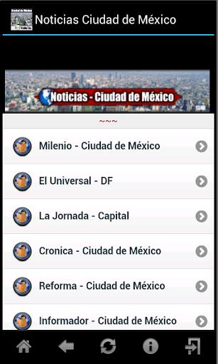 Noticias Ciudad de México
