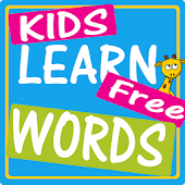 Kids Learn Words Free