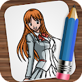 Drawing Anime Manga APK for Bluestacks