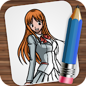 Download Drawing Anime Manga APK for Android Kitkat