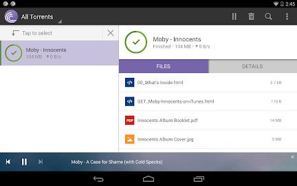 BitTorrent®- Torrent Downloads Screenshot 16