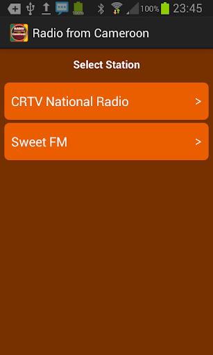 Radio from Cameroon