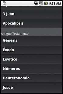 Biblia (Español) - screenshot thumbnail