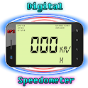 Tachimetro digitale GPS speed icon