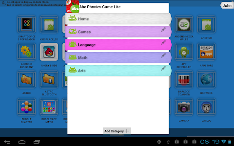 Kids Place - Parental Control v2.3.8