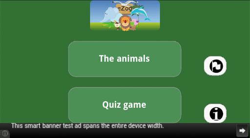e Zoo Animals Free