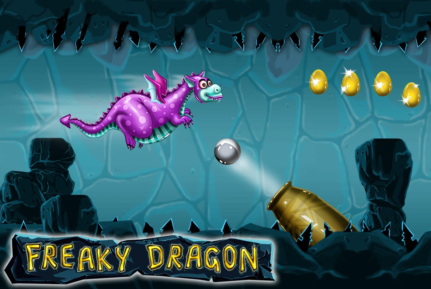 Freaky Dragon First Impression