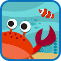 Make a Scene Under the Sea (m) icon