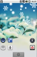 Screenshot of 9s-LiveWonderland WallPaper