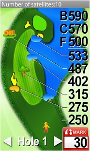 Sonocaddie Golf GPS - screenshot thumbnail