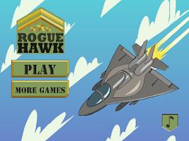 Screenshot of Airplane War Games