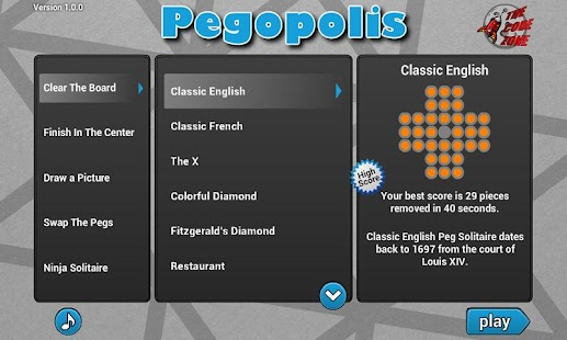 Pegopolis- screenshot thumbnail