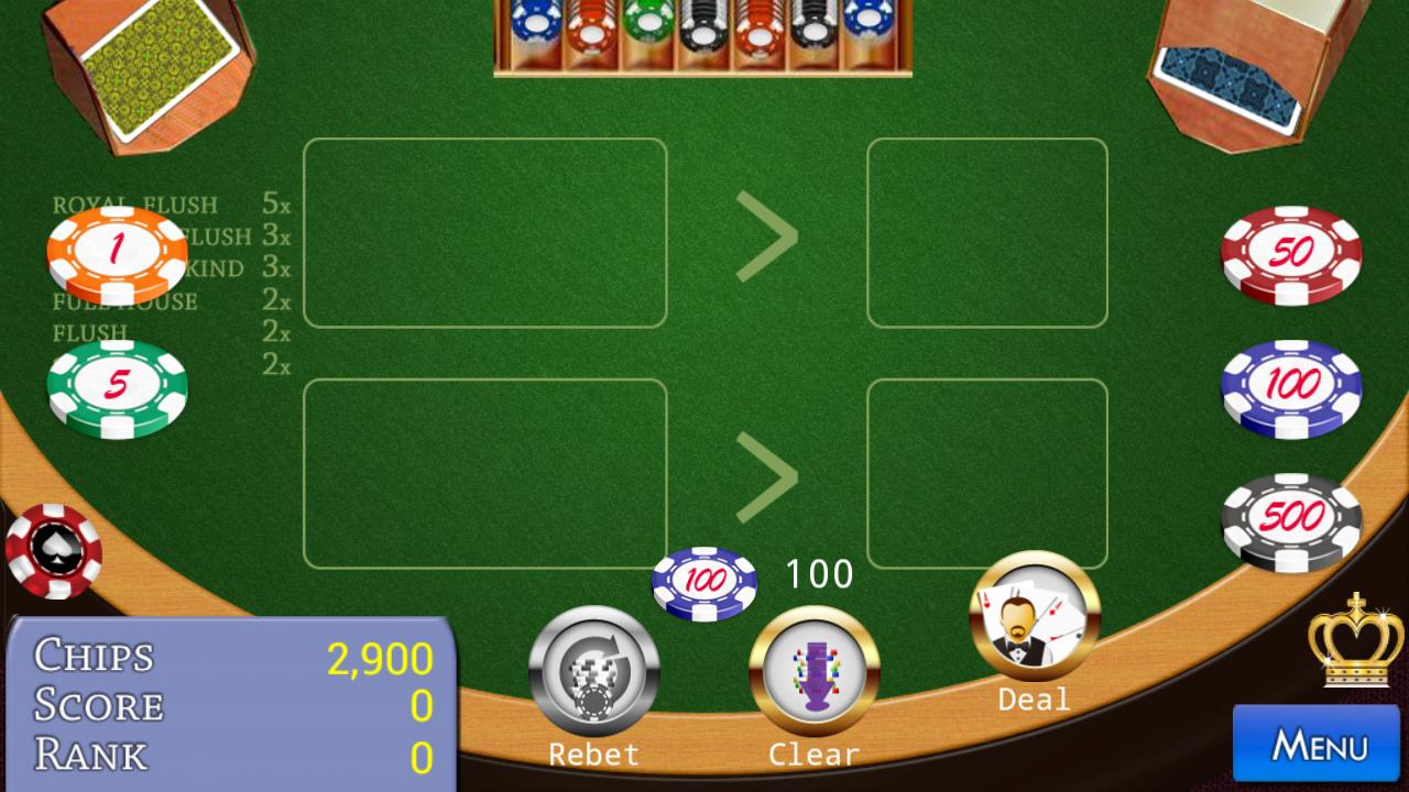 Classic Paigow Poker- screenshot