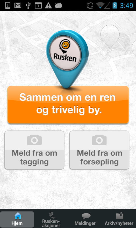 Rusken - screenshot