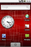 Screenshot of Cubics - Live wallpaper
