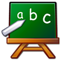 Chalk Out : Learning ABC & 123 icon